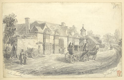 Colnbrook, near Windsor, 1825
